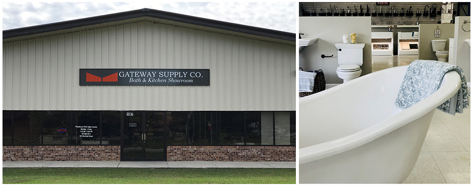 Gateway Supply Hartsville SC Location